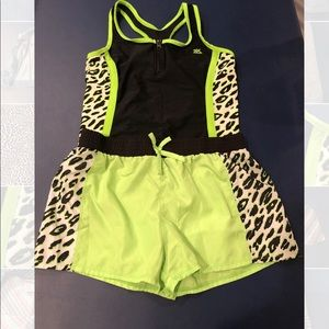 Other - Kid's Swimsuit with shorts